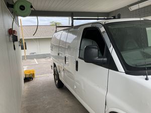 Chevy express extended with racks for Sale in Clermont, FL