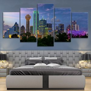 🔥Dallas Skyline Canvas Wall Art Prices Start at $79.94🔥Get It Here 👉StunningCanvasPrints,com👈 for Sale in Dallas, TX