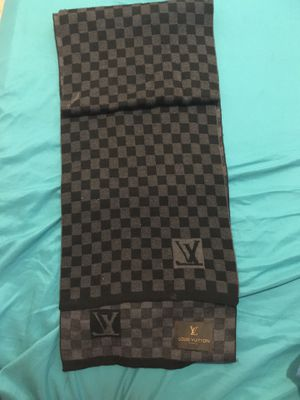 Louis Vuitton scarf ( DOUBLE SIDED ) for Sale in Orlando, FL