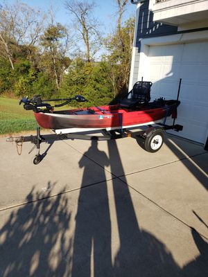 Nucanoe Frontier 12 for Sale in Haw River, NC