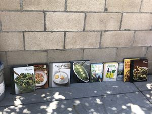 cooking books for Sale in National City, CA