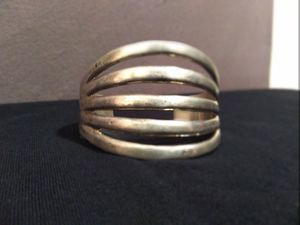 Sterling Silver Vintage Cuff Bracelet *Tested 925 for Sale in Morrow, GA