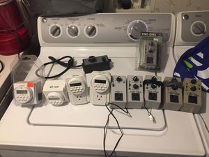 Grow equipment timers , fan controllers , day and night temp controllers for Sale in Marysville, WA