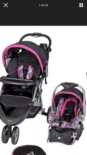 Babytrend Travel System for Sale in Springfield, MA