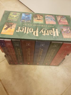 Harry Potter box set (brand new) for Sale in Waynesville, MO