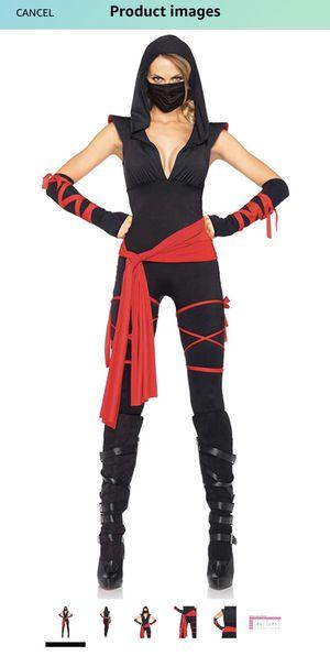 Ninja Costume for Sale in Phoenix, AZ
