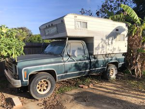 Highwayman Camper only for Sale in Lincoln Acres, CA