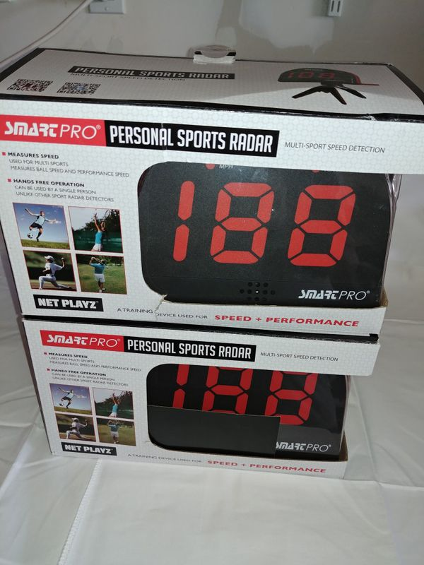 Net playz multi speed sport radar