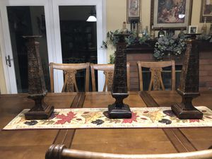 Candle holder set for Sale in Bloomington, CA