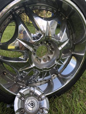 Tire,wheels and rim for Sale in Mulberry, FL