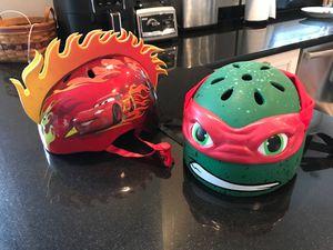 Little kids helmets for Sale in Des Plaines, IL