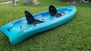 Lifetime Envoy tandem kayak for Sale in Land O Lakes, FL