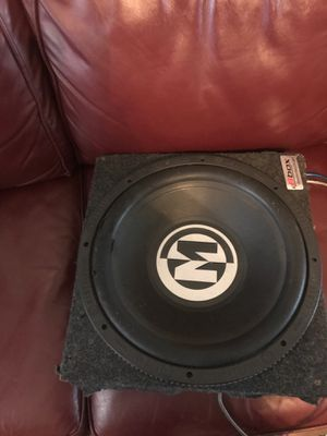 Memphis car Audio Nice💯👌🏾size 15 with box for Sale in Obetz, OH