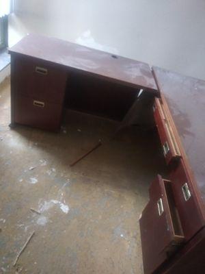 **2 Office Desk** for Sale in Hartford, CT