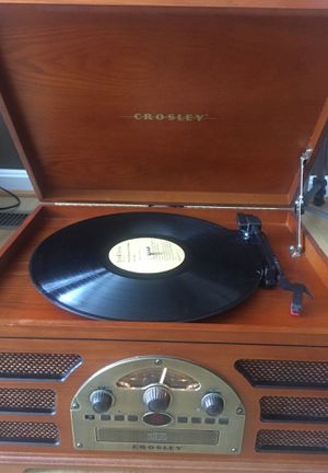 Crosley Stereo Turntable Sound System CR66 Rochester for Sale in Frederick, MD
