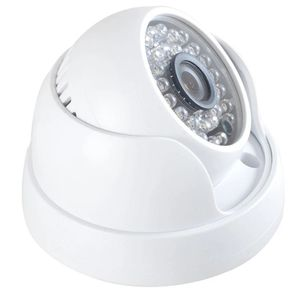 IPCC-D08 720P HD P2P H.264 ONVIF 2.2 NAS Infrared Dome IP Camera. White. (Damage box). 0528 b54 14 for Sale in OH, US