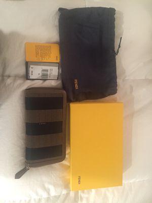 Fendi wallet for Sale in Milpitas, CA