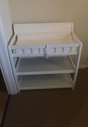 Baby changing table for Sale in Chico, CA