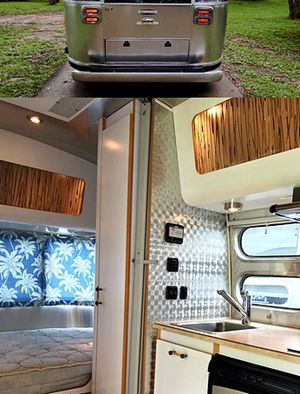 For.Sale 2008 Airstream Ocean Breeze Clean/One.Owner for Sale in Santa Ana, CA
