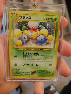 Pokemon Card Jumpluff Holo for Sale in Maitland, FL