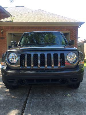 2017 Jeep Patriot for Sale in Missouri City, TX