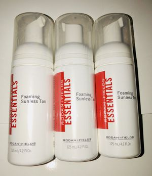 Rodan + Fields Foaming Sunless Tan for Sale in North Smithfield, RI
