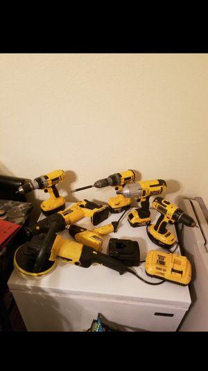 Dewalt power tools. for Sale in Alexandria, VA