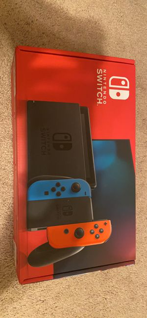 Nintendo Switch for Sale in Amarillo, TX