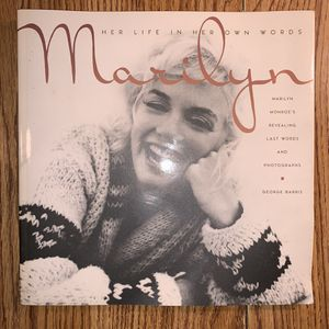 Marilyn Monroe book for Sale in Worth, IL