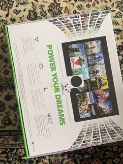 Xbox Series S for Sale in Marietta,  GA