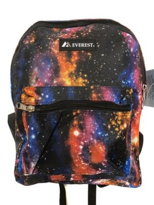 "NEW! One Of A Kind Galaxy/Space Medium 15"" Backpack For Everyday Use/Work/School/Traveling/Hiking/Gym/Gifts $14 for Sale in West Carson, CA"