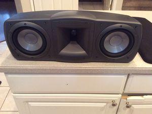 Klipsch C3 Center Channel Speaker for Sale in Tampa, FL