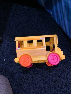 Lalaloopsy - school bus toy for Sale in Riverside, CA