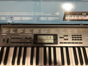Casio LK-265 for Sale in Poway, CA