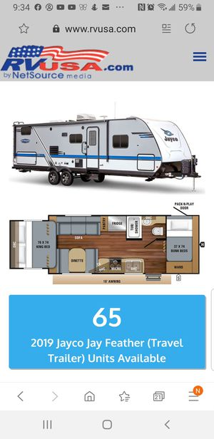 2019 Jayco x213 travel trailer for Sale in Boring, OR