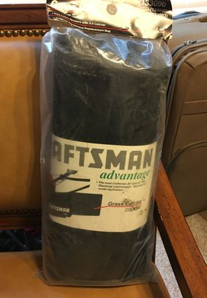 Craftsman Grass Bag sealed new for Sale in Chantilly, VA