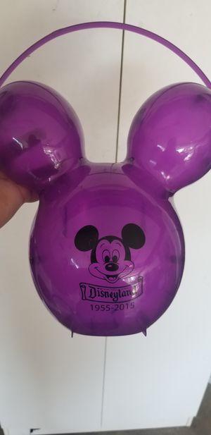 Disneyland Popcorn Bucket for Sale in El Cajon, CA