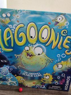 Lagoonies Board Game for Sale in Fort Lauderdale,  FL