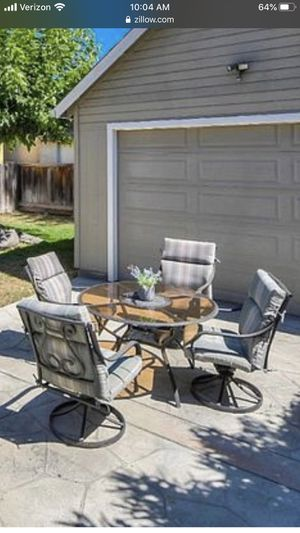 Patio furniture set for Sale in San Jose, CA