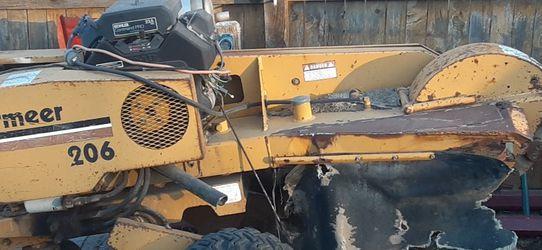 Werner 206 Stump Grinder for Sale in CO,  US