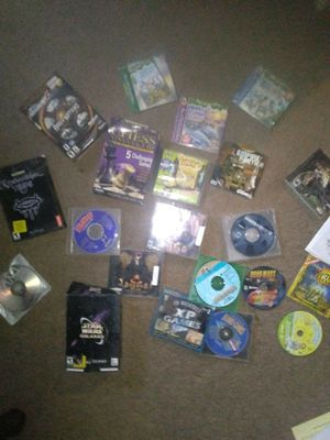 PC games for Sale in Fresno, CA