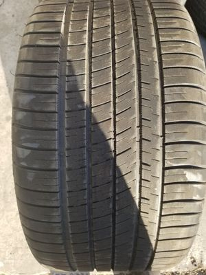 1 TIRE 295/35/21 MICHELIN PILOT SPORT AS 3 + for Sale in Placentia, CA