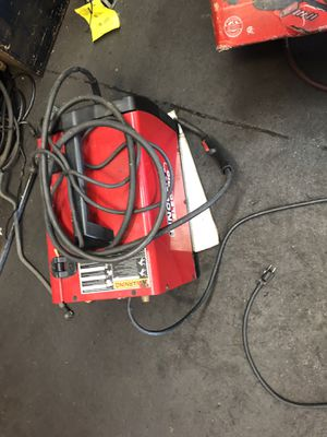 Lincoln electric welder 140 hd for Sale in Detroit, MI