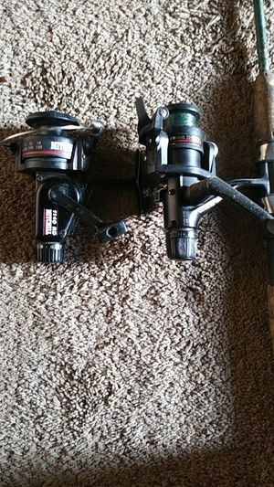 2 fishing reels for Sale in Stockton, CA