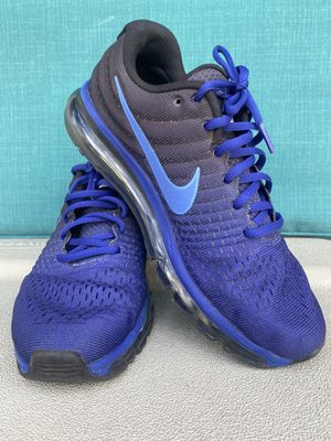 Pre-owned Nike Air Max 2017 Men's running shoes for Sale in Bay Lake, FL