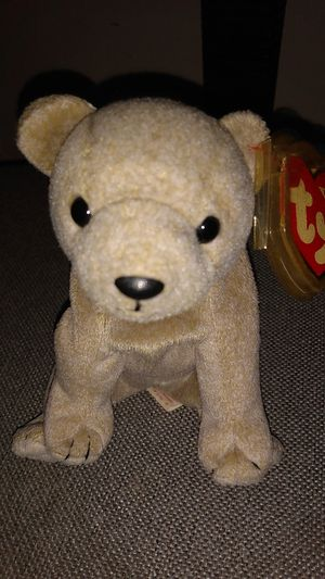 """ty Original Beanie Baby """"Almond"""" for Sale in Los Angeles, CA"""