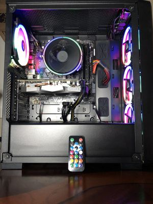 Gaming / Streaming PC - RTX 2060 / Ryzen 5 2600 for Sale in Las Vegas, NV