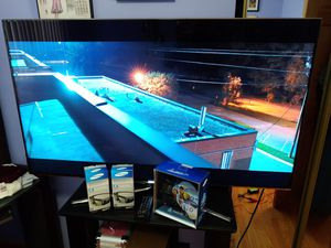 Samsung 1080P LED TV 55 inch with 3D for Sale in Elmwood Park, IL