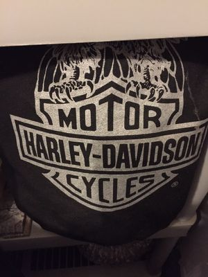 Harley Davidson motorcycle cover for Sale in Levittown, PA