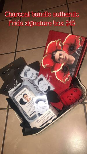 Authentic signature Frida box set Charcoal bundle for Sale in Phoenix, AZ